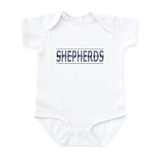 Belgian Laekenois Shepherds Baby Bodysuit