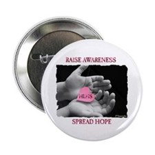 "HLHS AWARENESS 2.25"" Button (10 pack)"