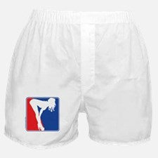 Funny I heart strippers Boxer Shorts
