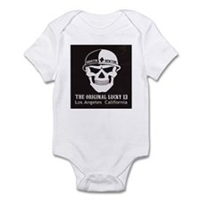 Shootin Newton Infant Bodysuit