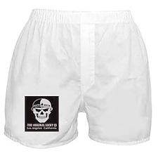 Shootin Newton Boxer Shorts