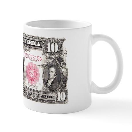 Buffalo Money Mug