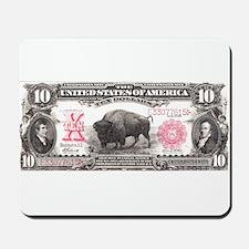 Buffalo Money Mousepad
