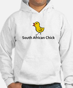 South African Chick Hoodie