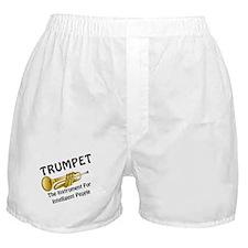 Trumpet Genius Boxer Shorts