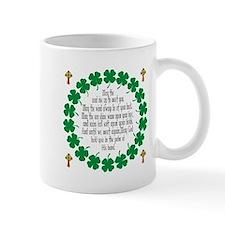 Irish Prayer Blessing Small Mug