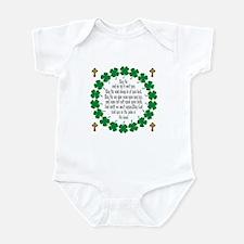 Irish Prayer Blessing Infant Bodysuit