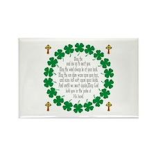 Irish Prayer Blessing Rectangle Magnet