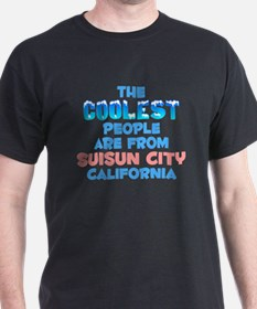 Coolest: Suisun City, CA T-Shirt