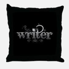 Urban Writer Throw Pillow