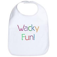 Wacky Fun Bib