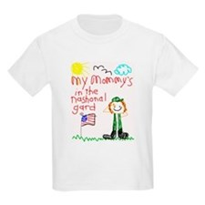 National Guard Mommy! T-Shirt
