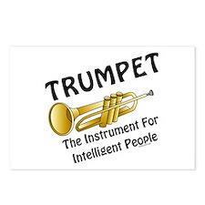 Trumpet Genius Postcards (Package of 8)