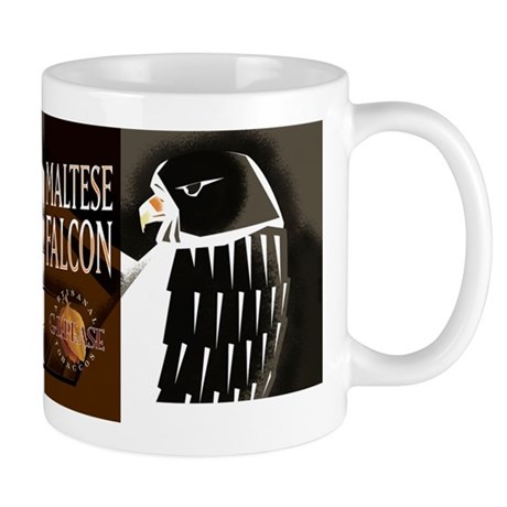 Maltese Falcon Coffee Mug