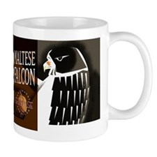 Maltese Falcon Coffee Mug