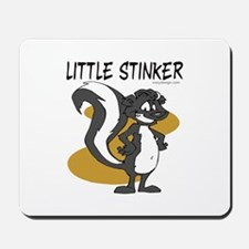 Little Stinker Mousepad
