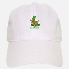 St Patrick's Dog Baseball Baseball Cap
