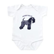 Funny Kerry blue terrier Infant Bodysuit