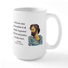 Aristotle 9 Mug