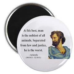 Aristotle 9 Magnet