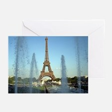 paris 5 Greeting Cards (Pk of 10)