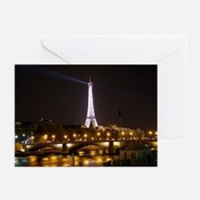 paris 6 Greeting Cards (Pk of 10)