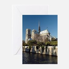 paris 11 Greeting Cards (Pk of 10)
