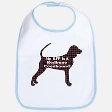 BFF Redbone Coonhound Bib