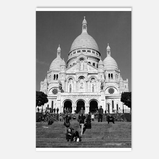 paris 12 Postcards (Package of 8)