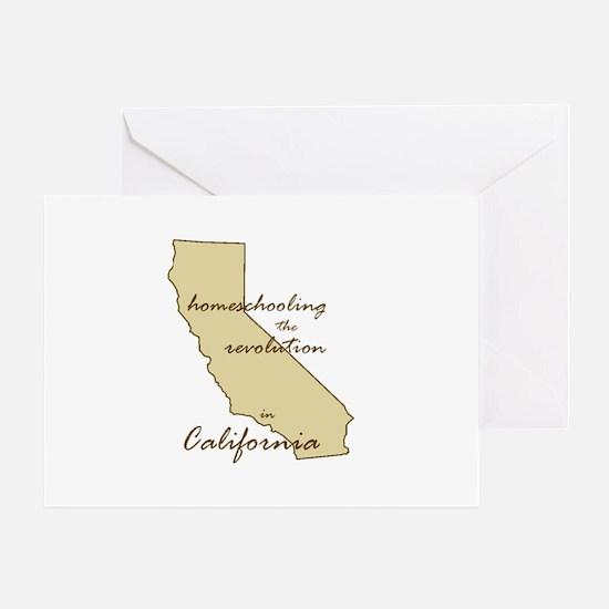 HTR-CA Greeting Card