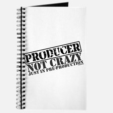 Not Crazy Just In Pre-Production Journal