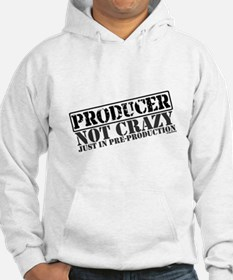 Not Crazy Just In Pre-Production Hoodie