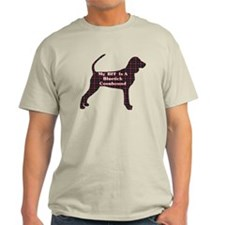 BFF Bluetick Coonhound T-Shirt