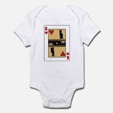 King Sphynx Infant Bodysuit