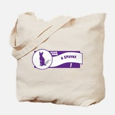 Make Sphynx Tote Bag