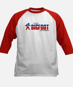 Vote for Bigfoot Tee