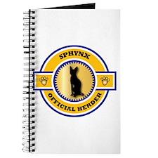 Sphynx Herder Journal