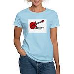 Guitar - Garrett Women's Light T-Shirt