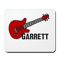 Guitar - Garrett Mousepad