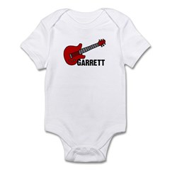 Guitar - Garrett Infant Bodysuit