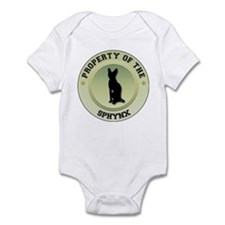 Sphynx Property Infant Bodysuit