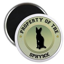 Sphynx Property Magnet