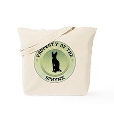 Sphynx Property Tote Bag