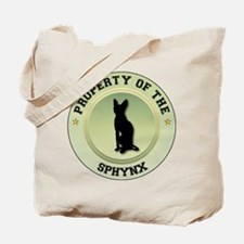 Sphynx Property Tote Bag