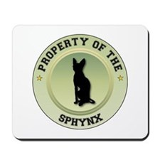 Sphynx Property Mousepad