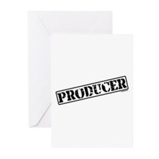 Producer Stamp Greeting Cards (Pk of 10)