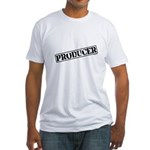 Producer Stamp Fitted T-Shirt