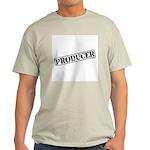 Producer Stamp Light T-Shirt
