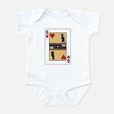 Queen Sphynx Infant Bodysuit