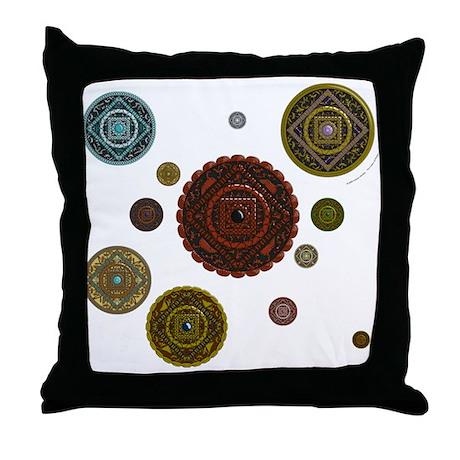 The Zodiac Throw Pillow